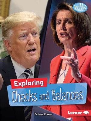 cover image of Exploring Checks and Balances