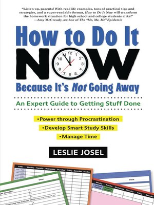 cover image of How to Do It Now Because It's Not Going Away