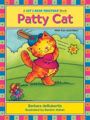cover image of Patty Cat
