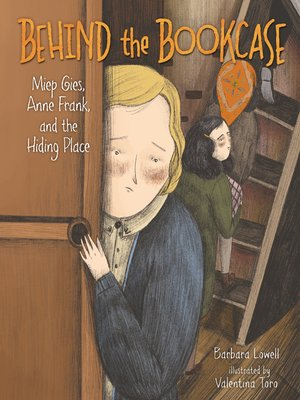 cover image of Behind the Bookcase