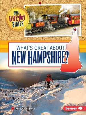 cover image of What's Great about New Hampshire?