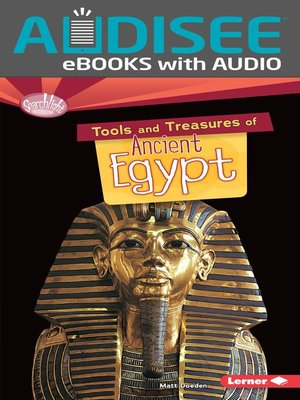 cover image of Tools and Treasures of Ancient Egypt