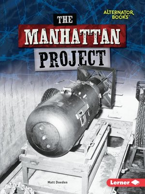 cover image of The Manhattan Project