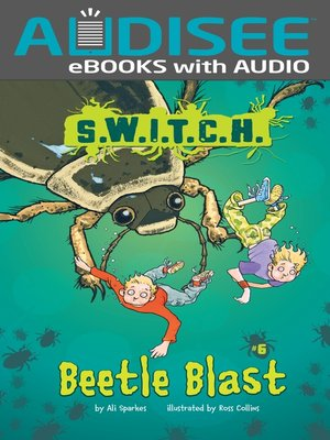 cover image of Beetle Blast