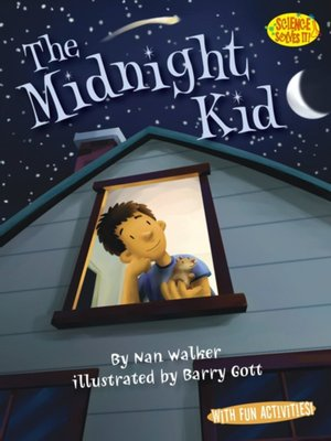 cover image of The Midnight Kid