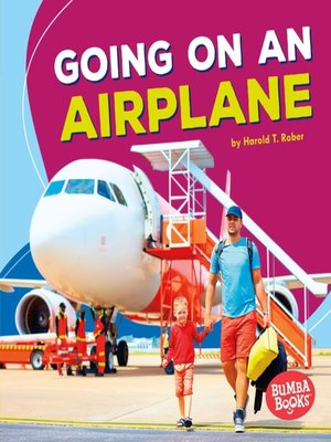 cover image of Going on an Airplane