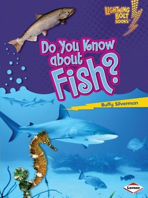 cover image of Do You Know about Fish?