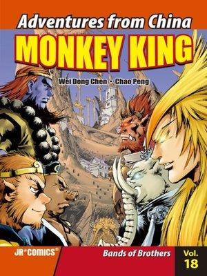cover image of Monkey King, Volume 18