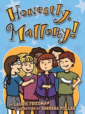 cover image of Honestly, Mallory!