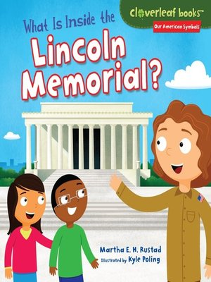cover image of What Is Inside the Lincoln Memorial?