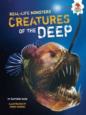 cover image of Creatures of the Deep