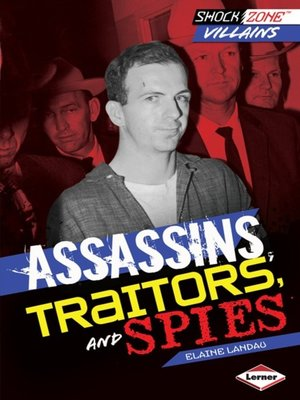 cover image of Assassins, Traitors, and Spies