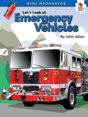 cover image of Let's Look at Emergency Vehicles