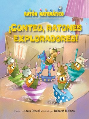 cover image of ¡Conteo, ratones exploradores! (Count Off, Squeak Scouts!)