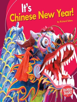 cover image of It's Chinese New Year!