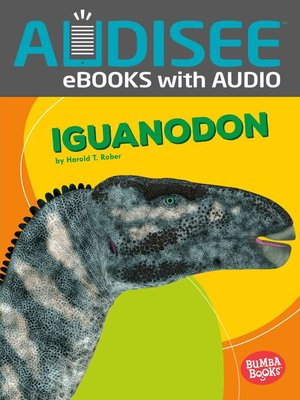 cover image of Iguanodon