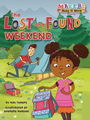 cover image of The Lost and Found Weekend