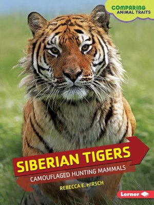 cover image of Siberian Tigers