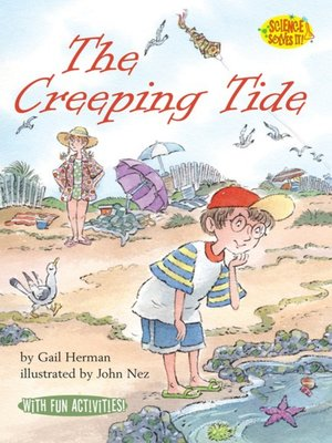 cover image of The Creeping Tide