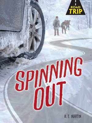 cover image of Spinning Out