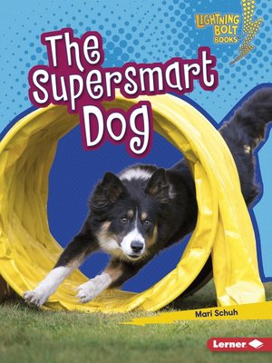 cover image of The Supersmart Dog
