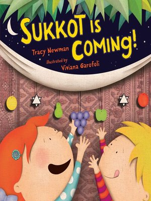 cover image of Sukkot Is Coming!