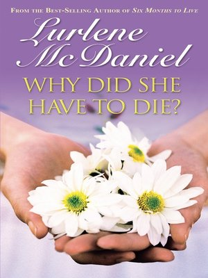 cover image of Why Did She Have to Die?