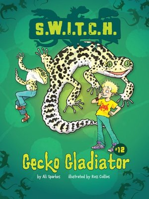 cover image of Gecko Gladiator