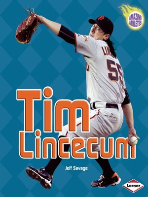 cover image of Tim Lincecum