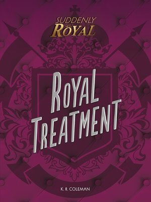 cover image of Royal Treatment