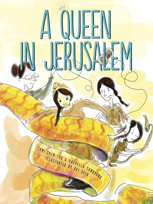 cover image of A Queen in Jerusalem