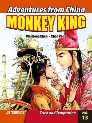 cover image of Monkey King, Volume 13
