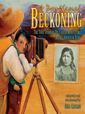 cover image of A Boy Named Beckoning