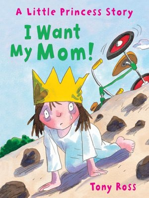 cover image of I Want My Mom!