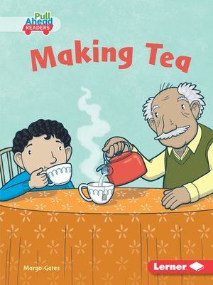 cover image of Making Tea