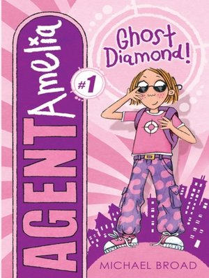 cover image of Ghost Diamond!