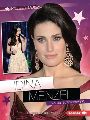 cover image of Idina Menzel