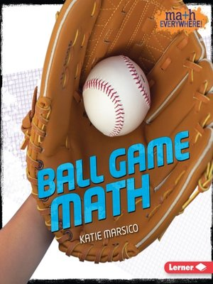 cover image of Ball Game Math