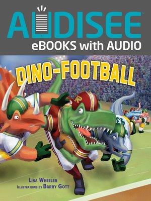 cover image of Dino-Football