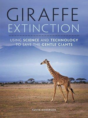 cover image of Giraffe Extinction