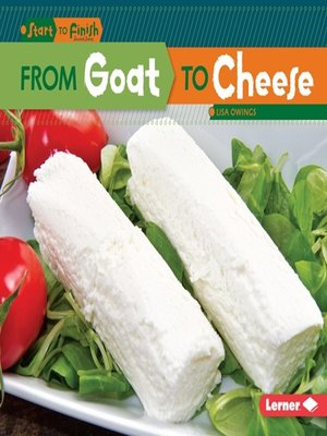 cover image of From Goat to Cheese