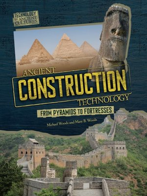cover image of Ancient Construction Technology