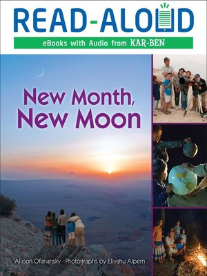 cover image of New Month, New Moon
