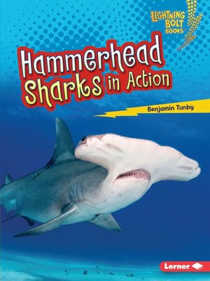 cover image of Hammerhead Sharks in Action