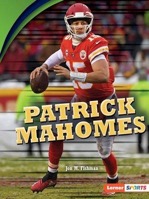 cover image of Patrick Mahomes