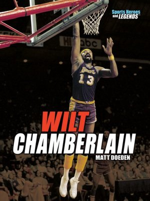 cover image of Wilt Chamberlain