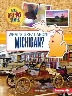 cover image of What's Great about Michigan?