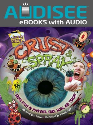 cover image of Crust & Spray
