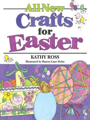 cover image of All New Crafts for Easter