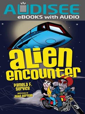 cover image of Alien Encounter